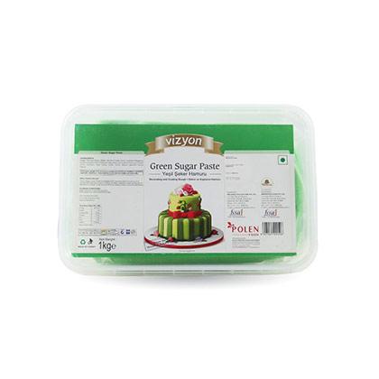 Vizyon Green Sugar Paste