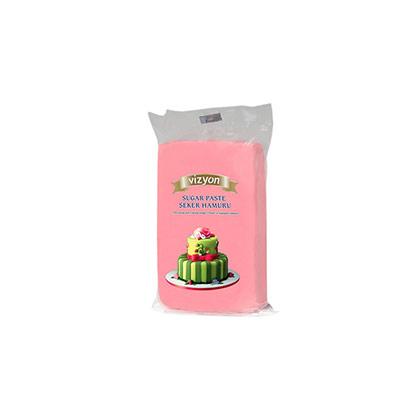 Pink Vizyon Sugar Paste 250 grms