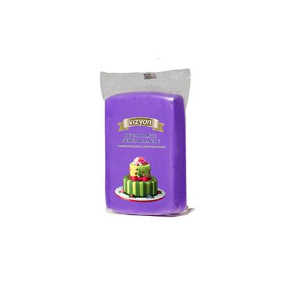 Purple Vizyon Sugar Paste 250 grms