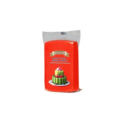 Red Vizyon Sugar Paste 250 grms