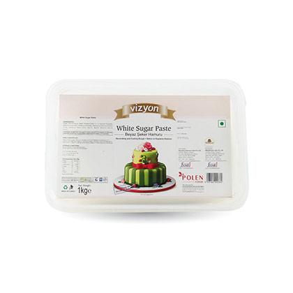 Vizyon White Sugar Paste