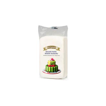 White Vizyon Sugar Paste 250 grms