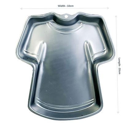 Rolex Big T-Shirt Cake Mould