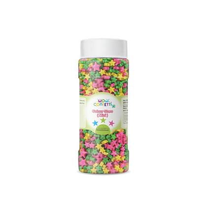 Wow Confetti Colour Mini Stars