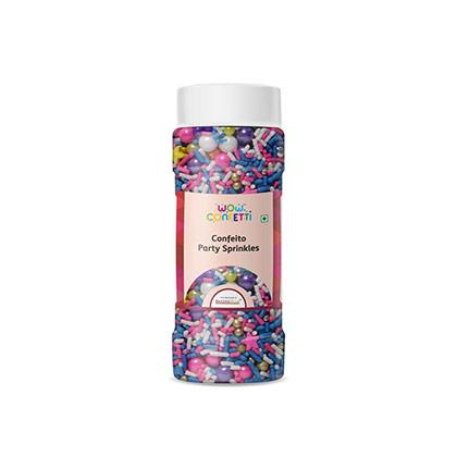 Wow Confetti Confeito Party Sprinkles Mix