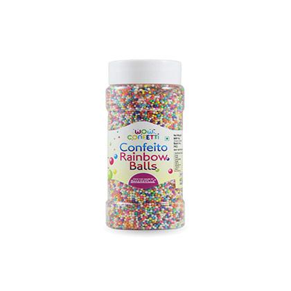 Wow Confetti Confeito Rainbow Balls