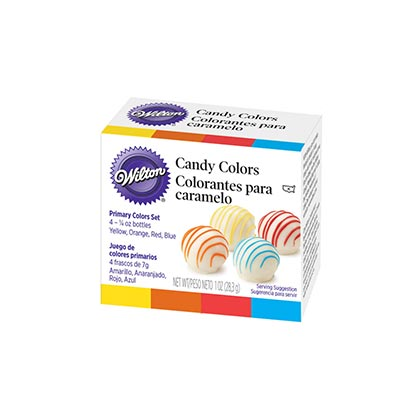 Wilton Primary Candy Color