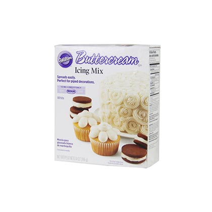 Wilton Butter Cream Icing Mix
