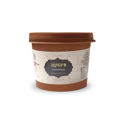 Caramel Brownie - Apura