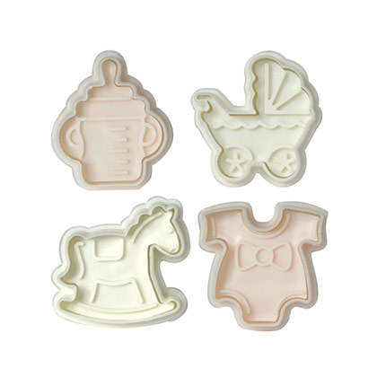 Baby Theme Plunger Cutter