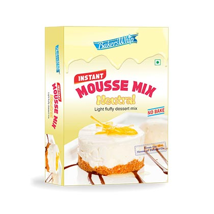 Bakerswhip Mousse Mix Neutral
