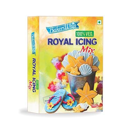 Bakerswhip Royal Icing Cream