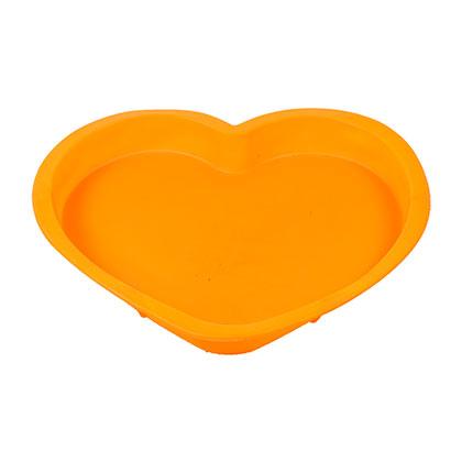 Silicone Heart Shape Cake Mould