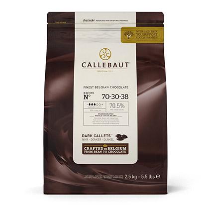 Callebaut 70-30-38 Dark