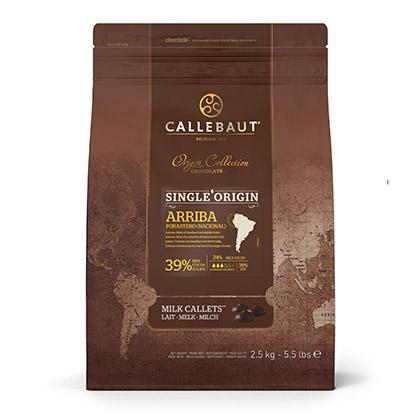Callebaut Arriba - 39.0% Milk