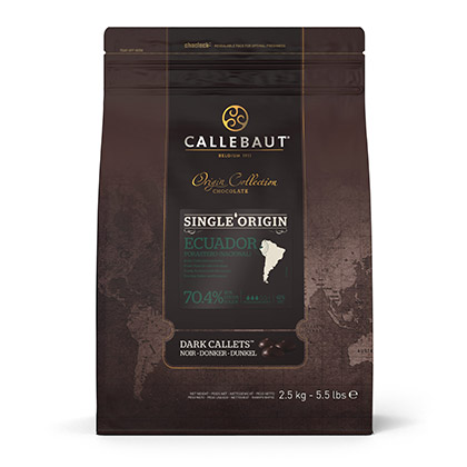 Callebaut Ecuador - 70.4% - Dark
