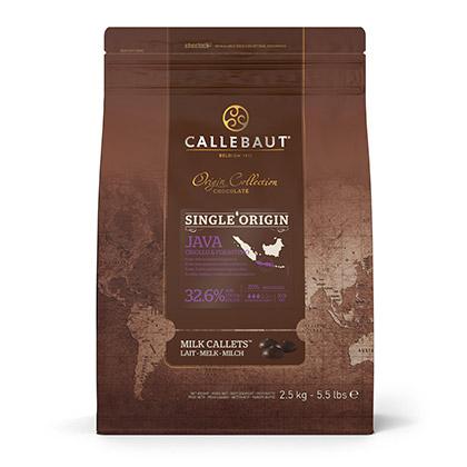 Callebaut Java - 32.6% Milk