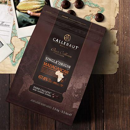 Callebaut Madagascar - 67.4% - Dark