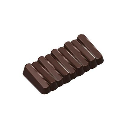 Tablet Steps Chocolate Mould CW1645