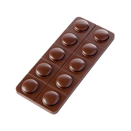 Pil Strip Drug CW1796 Chocolate Mould