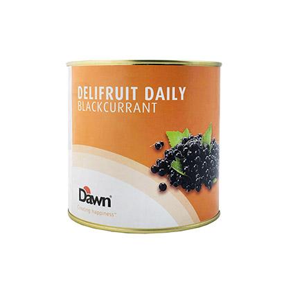 Delifruit Black Currant Filling