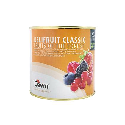 Delifruit Fruit of the Forest Filling