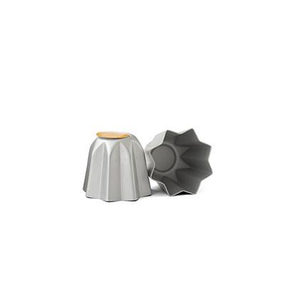 Aluminum Mini-Pandoro Mold 70 grms