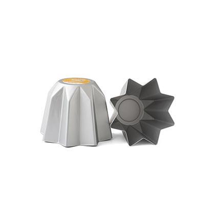 Aluminum Pandoro Mold 500 - 1000 grms