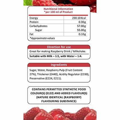 Raspberry Crush - D Frootz