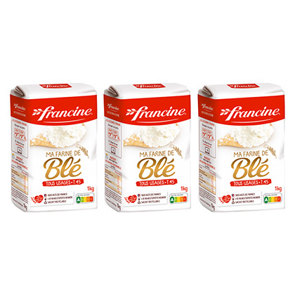 Francine French Baking Flour Pack of 3