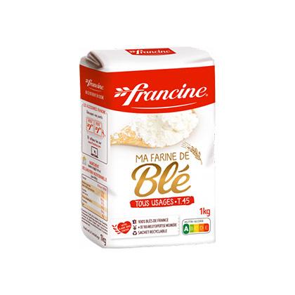 Francine French Baking Flour