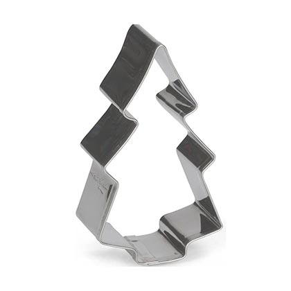 8 cm Tree Cookie Cutter