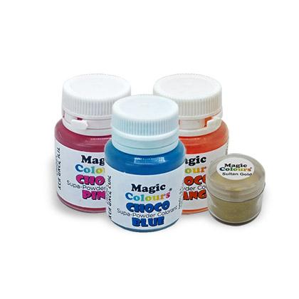 Magic Choco Powder Combo Set 1