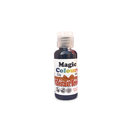 Shop Chestnut Brown Gel Color by Magic Online in India