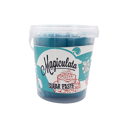 Turquoise Sugar Paste by Magic