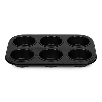 Muffin Pan 6 Cup 27 cms