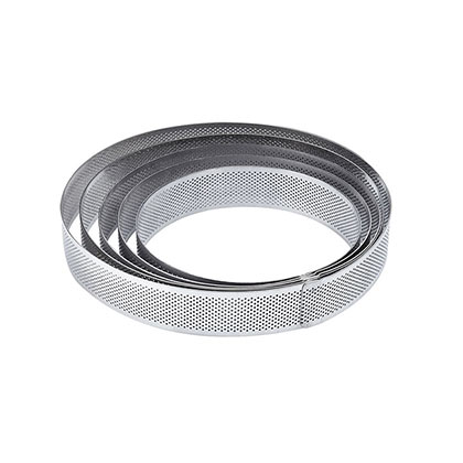 Pavoni Tart Ring - XF1735