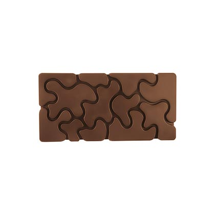 Pavoni Camouflage Chocolate Bar Mould