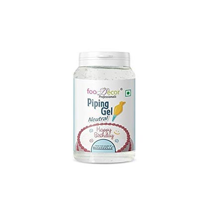 Piping Gel - Neutral - 200 grms