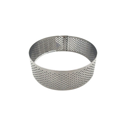 4 inch Perforated Round Tart Ring