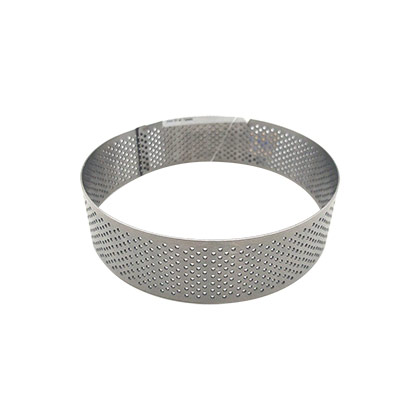 5 inch Perforated Round Tart Ring