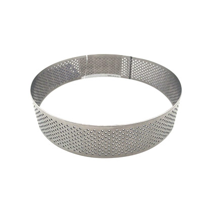 6 inch Perforated Round Tart Ring