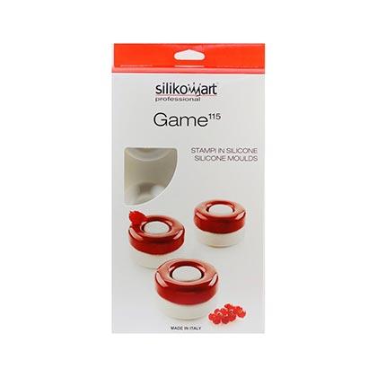 Game 115 by Silikomart