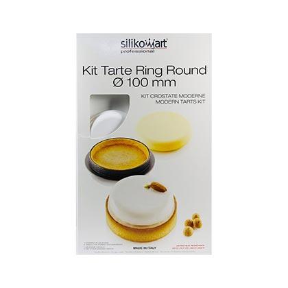 Kit Tarte Ring Round by Silikomart