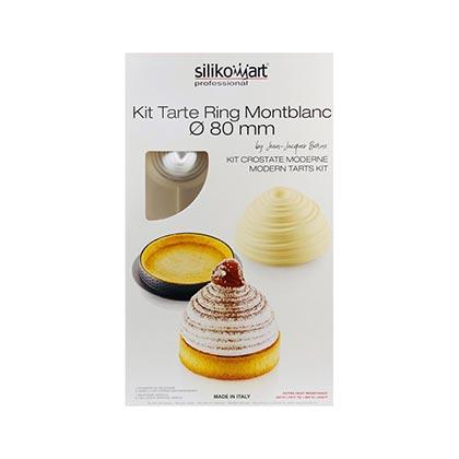 Kit Tarte Ring Montblanc by Silikomart