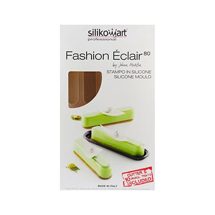 Fashion Eclair 80 by Silikomart