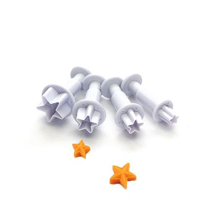 Star Shape Plunger Cutter