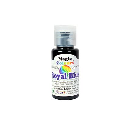 Royal Blue Gel Color by Magic