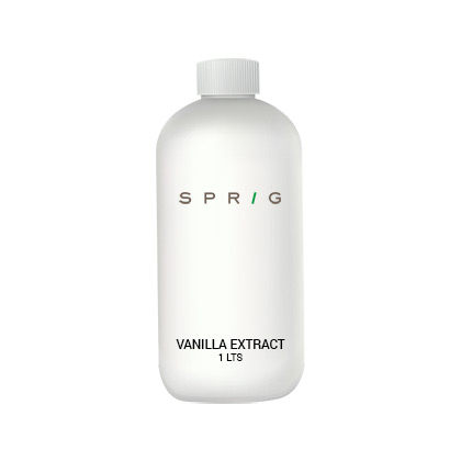 Bourbon Vanilla Extract by Sprig - 1lts