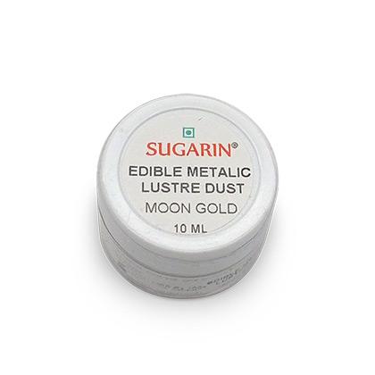 Sugarin Edible Moon Gold Lustre Dust